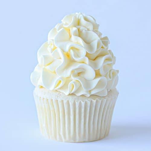 Albino Alligator Cupcakes