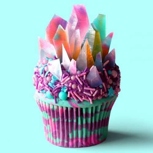 Chromatica Cupcakes