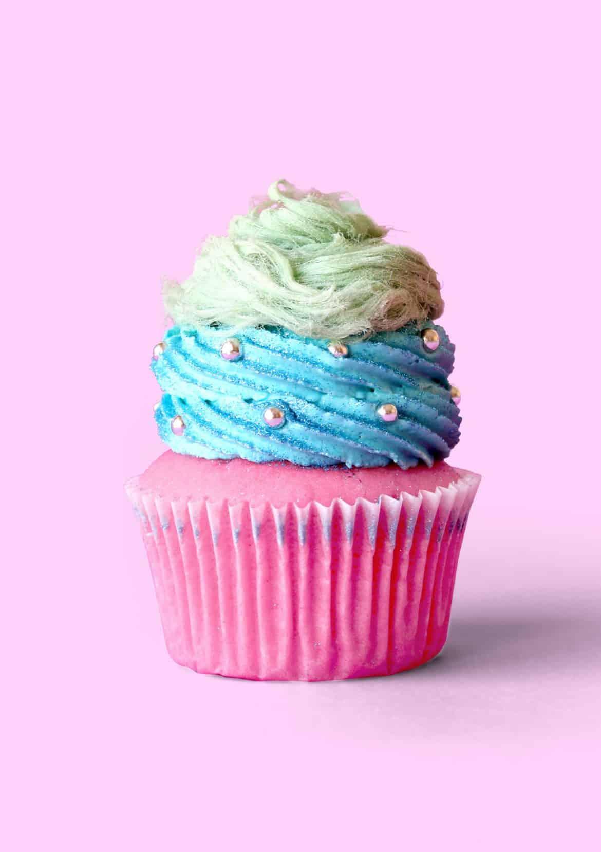 Drag Queen Cupcakes
