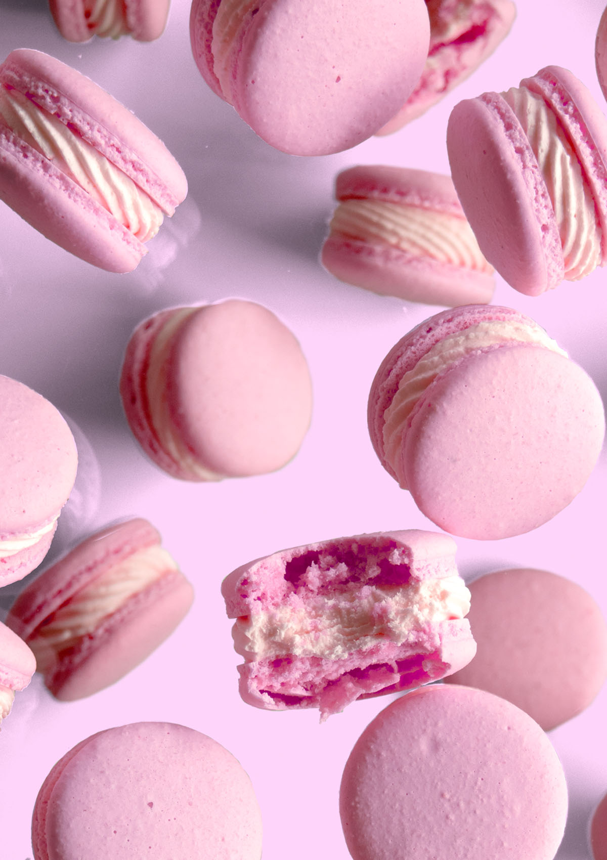 French Macarons (Italian Method) - The Scranline: Impressive desserts to quick and simple dinner ideas!