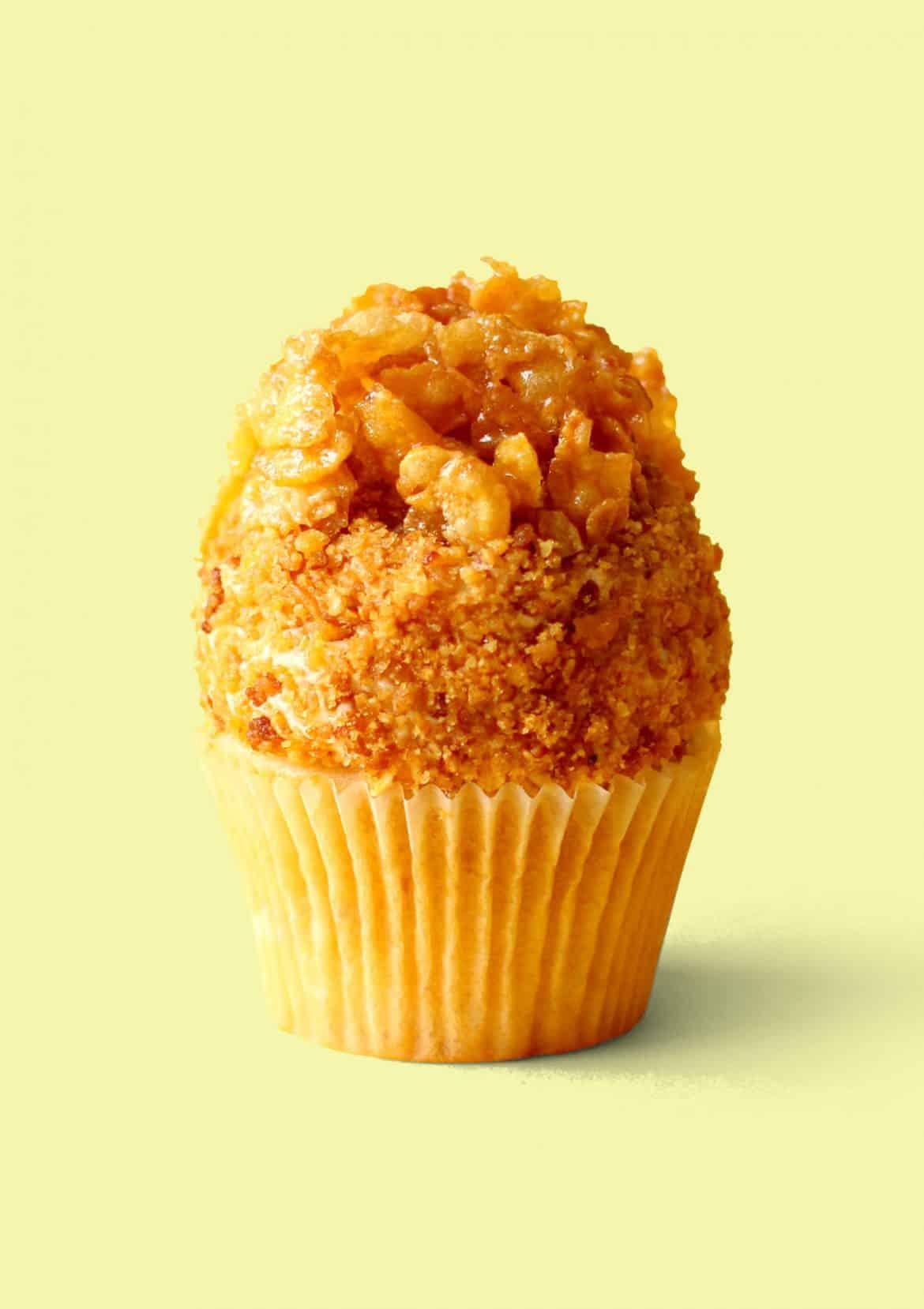 Honey Joy Cupcakes