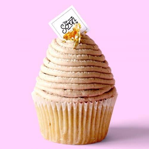 Monte Blanc Cupcakes