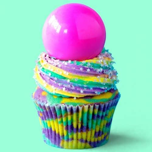 Mystic Moon Cupcakes