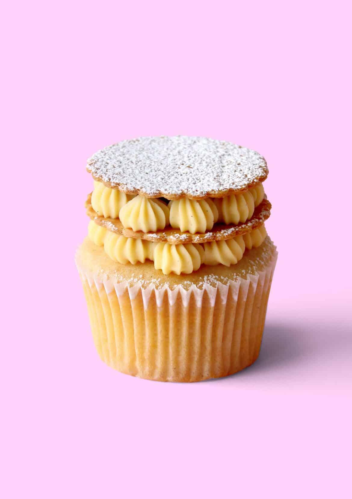 Nilla Thrilla Cupcakes