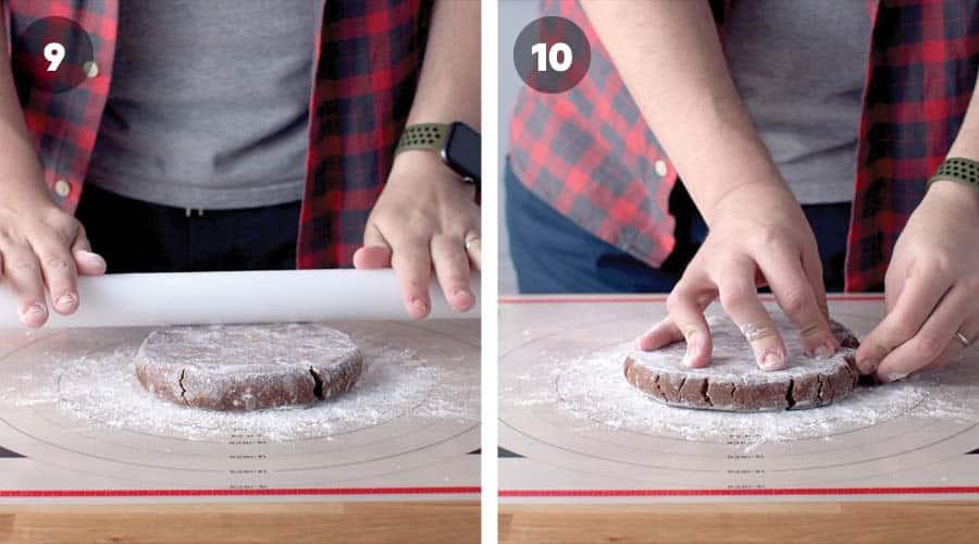 Black Forest Tart Step-By-Step photo 04
