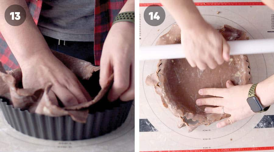 Black Forest Tart Step-By-Step photo 06