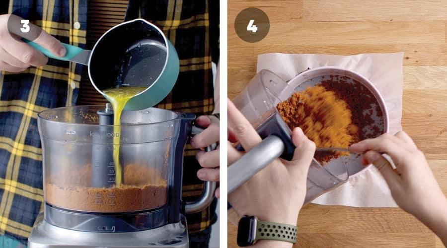 Blueberry Cheesecake Instructional Image 02