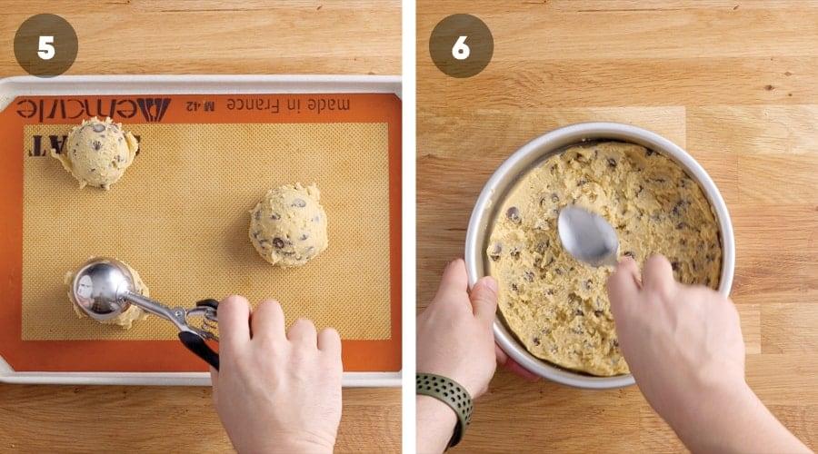 Cookie Dough Cake Instructional Image 08