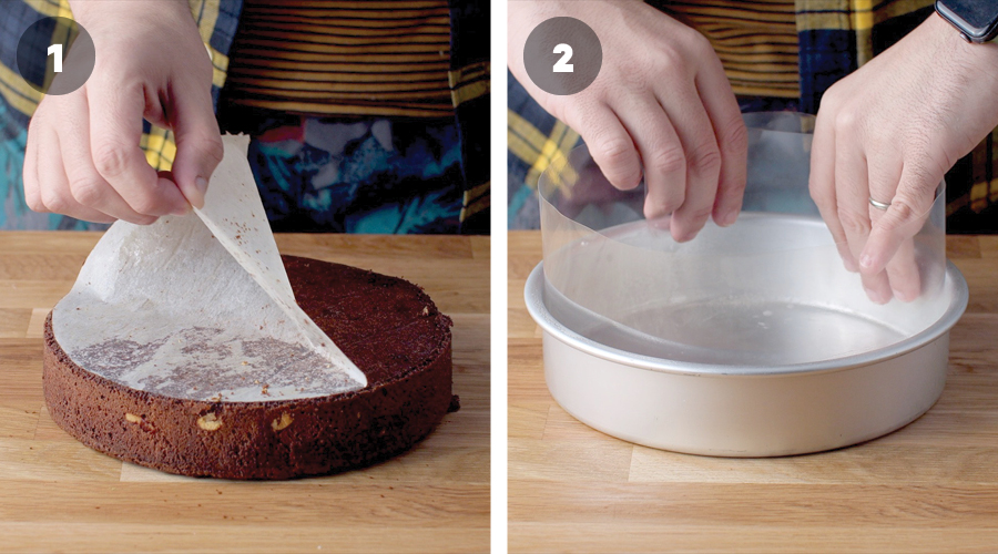 Ice-Cream Sundae Cake Instruction Image 09