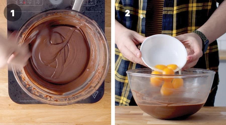 Chocolate Mousse Cake Instructional Image 06