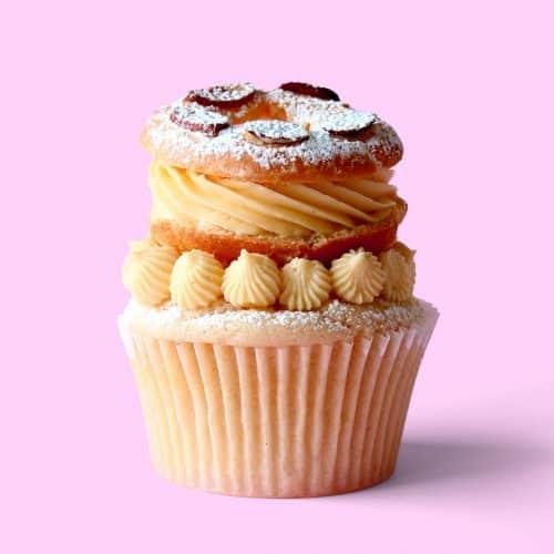 Paris Brest Cupcakes