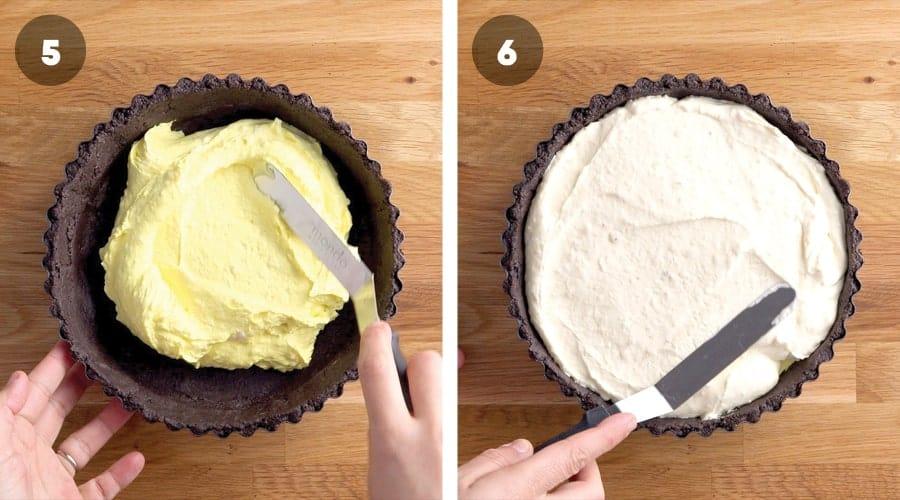 Banana Split Tart Instructional Image 05