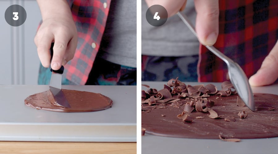 Honey Banoffee Sheet Cake Instructional Image 05