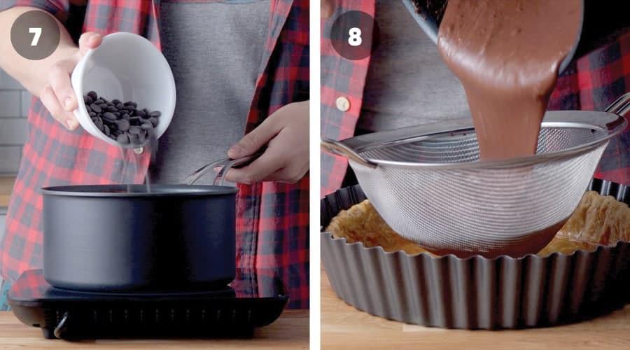 Chocolate Pudding Pie Instructional Image 12