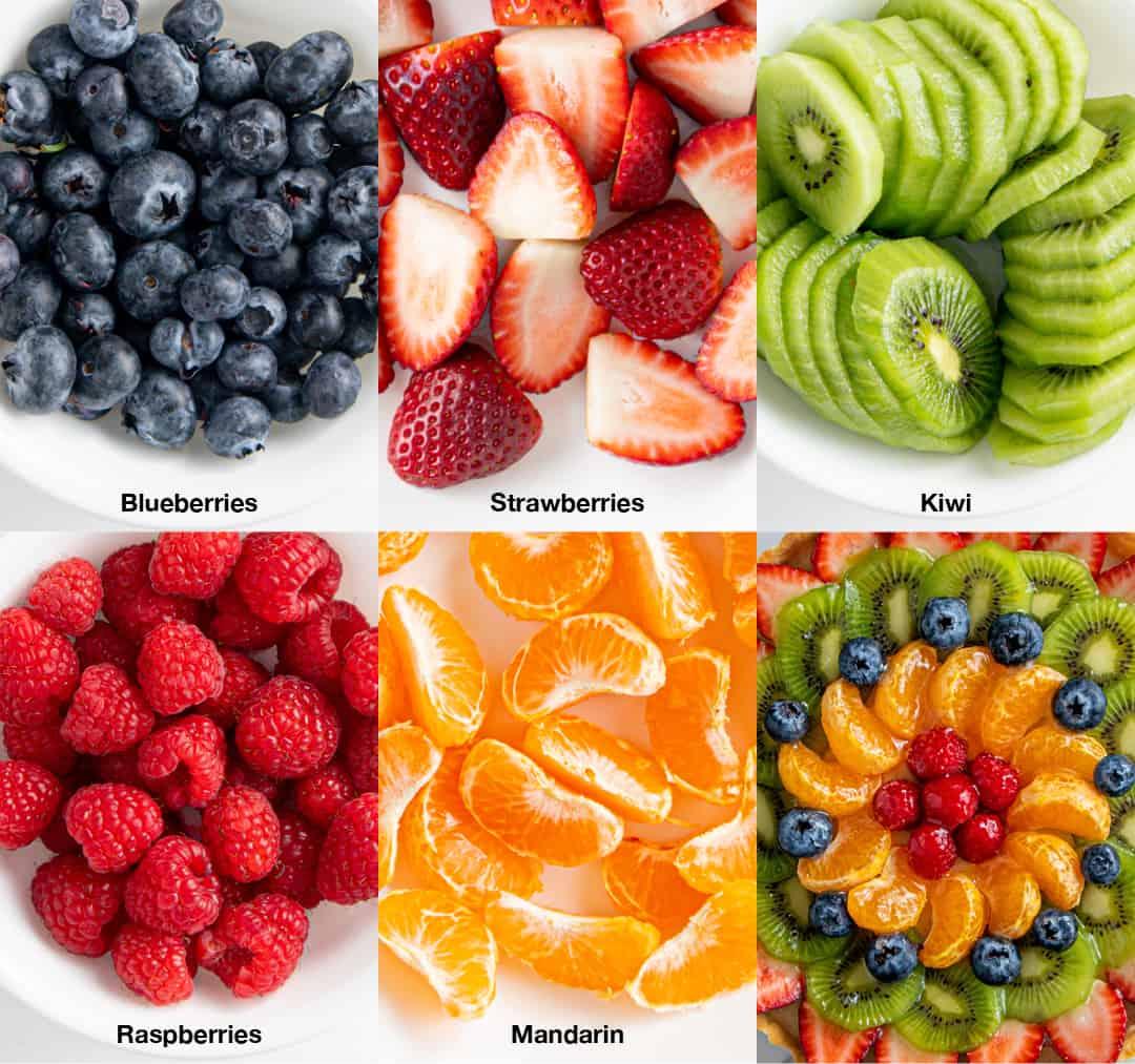 Fresh Fruit Ingredient Image
