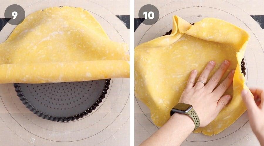 French Fruit Tart Instructional Image 05