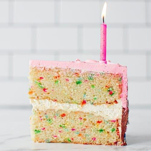 Really Good Birthday Cake
