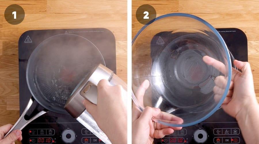 Passionfruit Meringue Tart Instructional Image 15