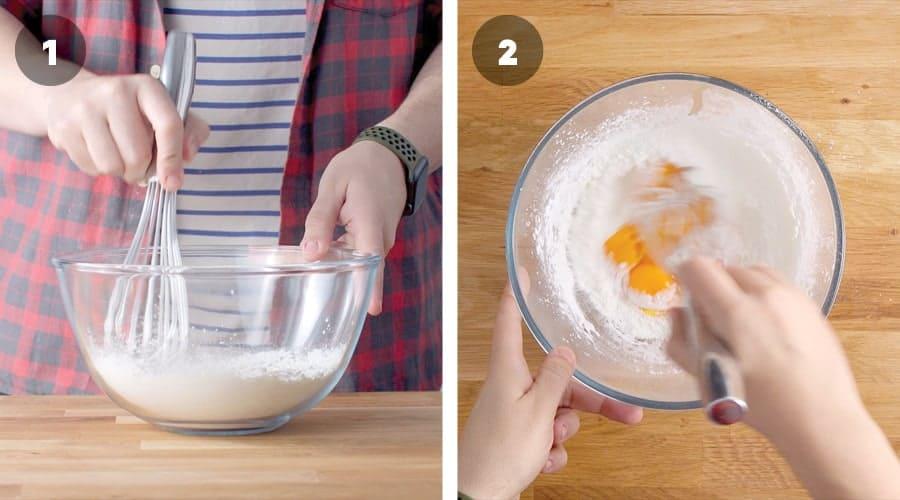 Instructional image for Classic Vanilla Slice 03