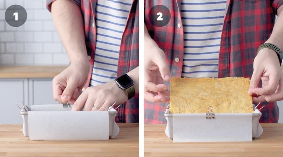 Instructional image for Classic Vanilla Slice 07