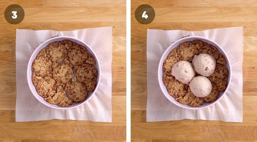 Instructional image for No-Cake Mocha Cake 02