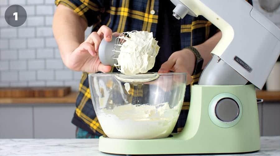 Instructional image for No-Cake Mocha Cake 05