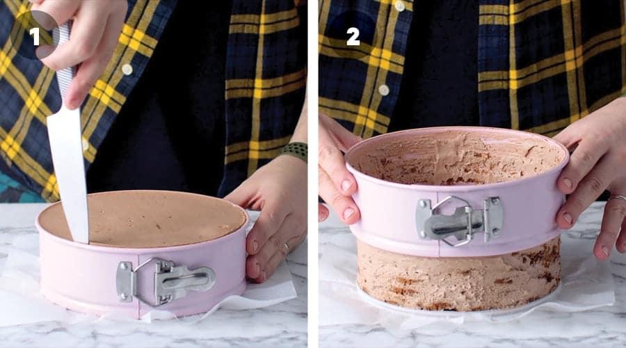 Instructional image for No-Cake Mocha Cake 06