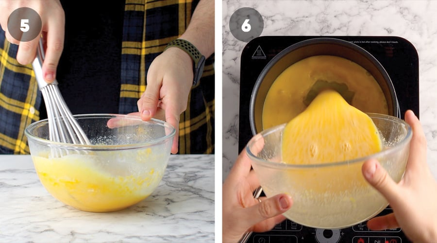 Instructional image for Perfect Lemon Meringue Pie 10