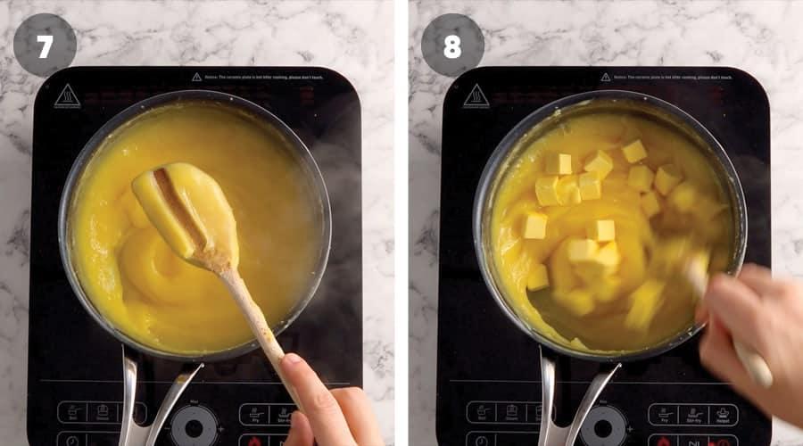 Instructional image for Perfect Lemon Meringue Pie 11