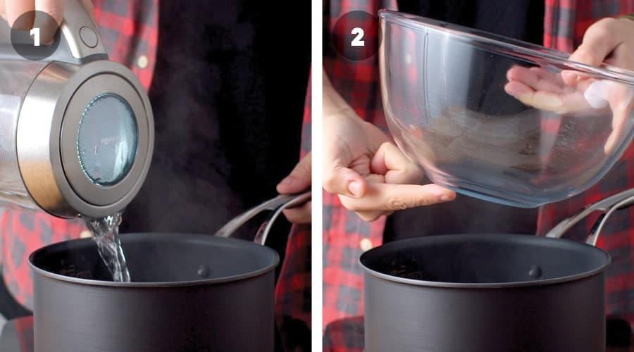 Instructional image for Perfect Lemon Meringue Pie 13