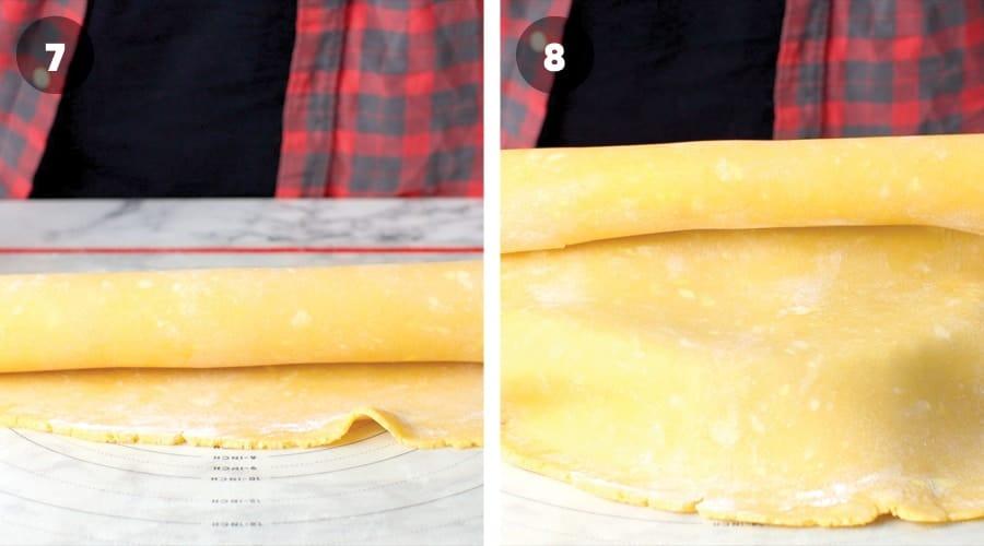 Instructional image for Perfect Lemon Meringue Pie 04