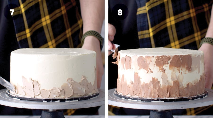 Instructional Image for Vietnamese Ice Coffee Cake 14