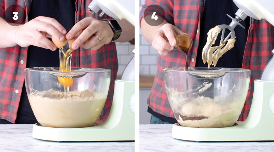 Instructional Image for Vietnamese Ice Coffee Cake 02