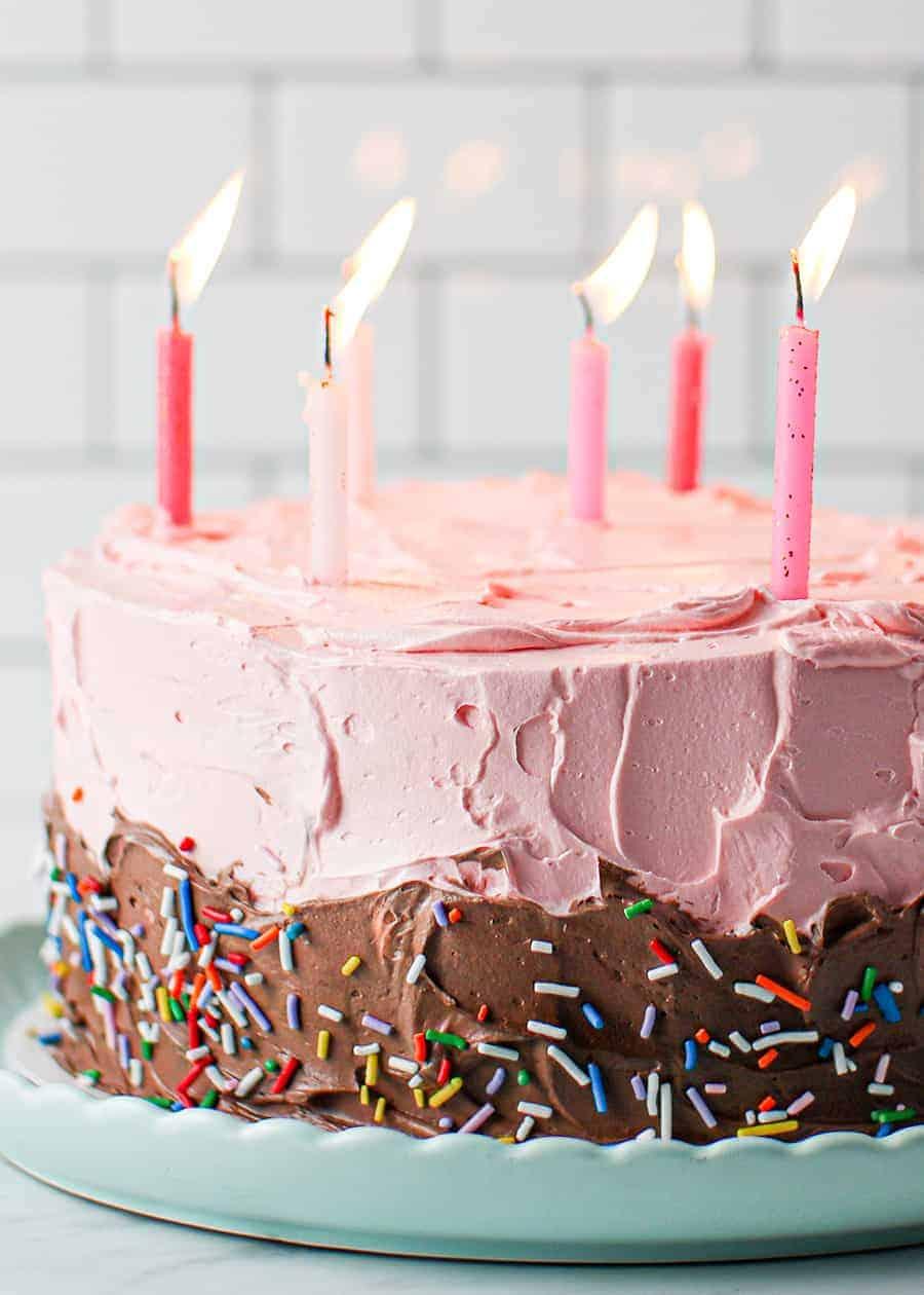 Really Good Birthday Cake Whole NEW
