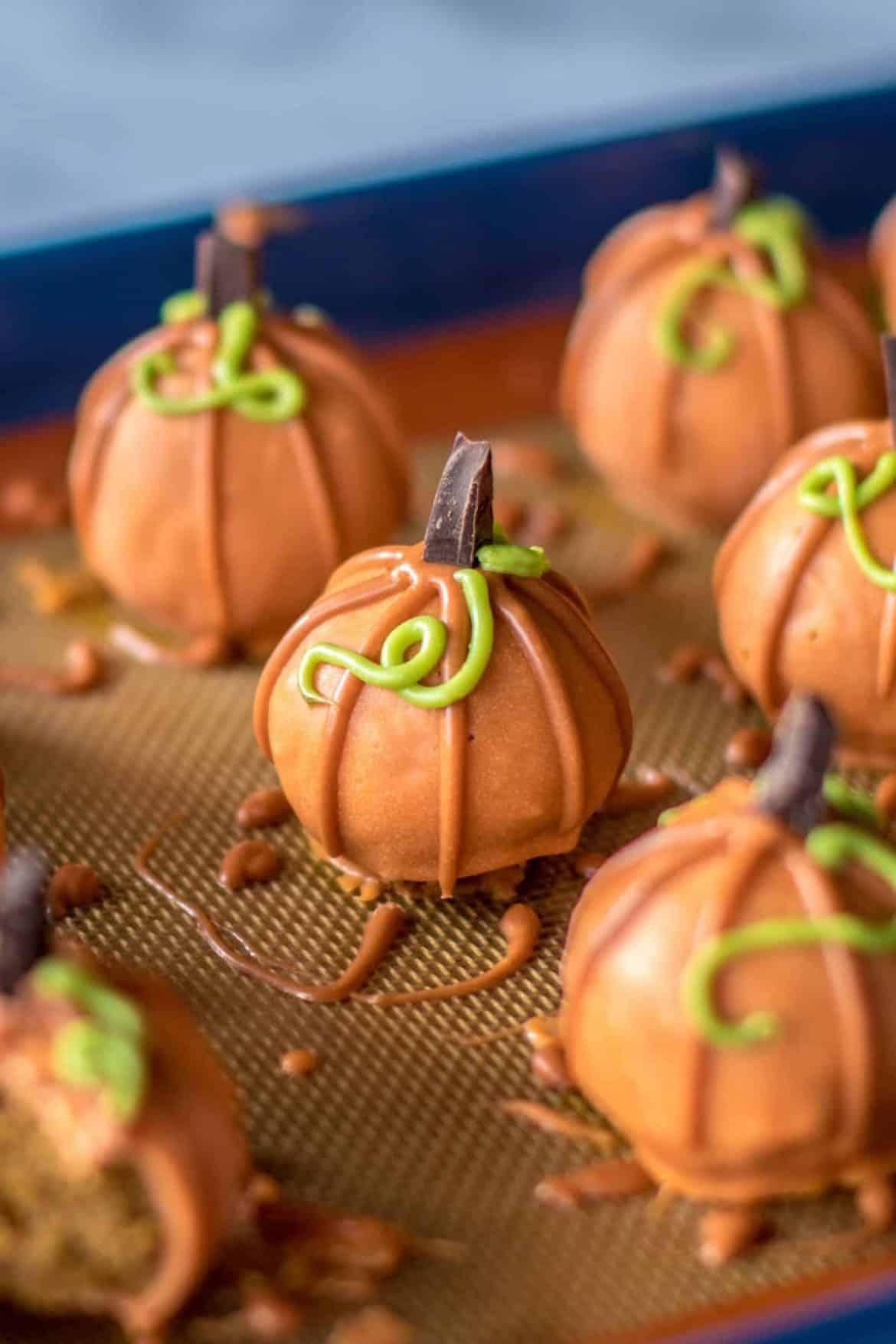 Pumpkin Patch Truffles